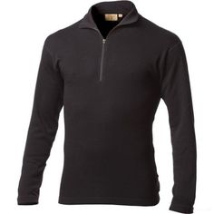 Minus33 Merino Wool 714 Isolation Men's Midweight 1/4 Zip Black Medium(Chest 39-41 Pant waist 31-33 Inseam 29-32  ) 100% 18.5 Micron Merino Wool 230 g/m2 Interlock knit construction. Mock neck for added insulation and 1/4 zip for venting. Flat lock seams to prevent chafing and machine washable and machine dryable. Weight of Garment Size Large =11.85 oz. (336 grams). Available in Men's Sizes: XS ... #Minus33MerinoWool #Sports