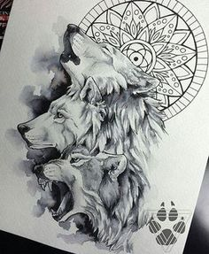 nice sketch would give a great tattoo for the lumberjack or lumbergirls beau croquis donnerait un excellent tatouage pour le bûcheron ou les lumbergirls Wolf Tattoos, Wolf Tattoo Back, Small Wolf Tattoo, Wolf Tattoo Sleeve, Animal Tattoos, Sleeve Tattoos, Celtic Tattoos, Tattoos Of Wolves, White Wolf Tattoo