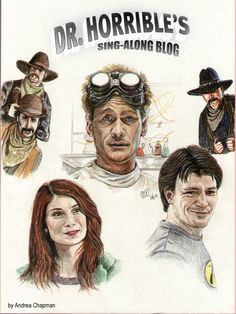 Dr Horrible's Sing-Along Blog by TheDoThatGirl.deviantart.com