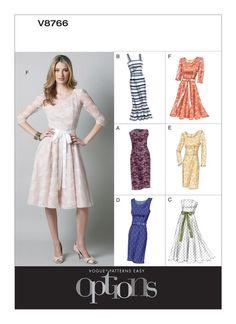 V8766 | Vogue Patterns | Sewing Patterns