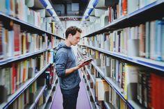 Dicas para aprender alemão   | estudar bibliotecas berlim