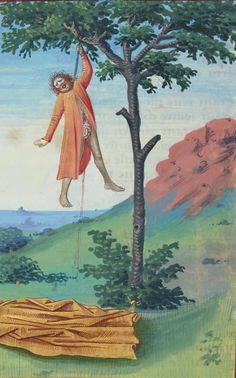« Le Livre de Vita Christi » [de LUDOLPHE DE SAXE], traduction. Français 179 Date d'édition : 1401-1500 Type : manuscrit Langue : français Medieval Life, Medieval Art, Medieval Manuscript, Illuminated Manuscript, Art History Memes, Tableaux Vivants, Alchemy Art, The Hanged Man, Dark Images