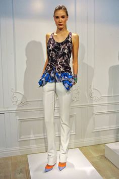 Rachel Roy Spring 2013 Ready-to-Wear Collection