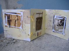 Concertina Artist Book