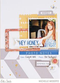 Hey Honey by Michelle Wedertz