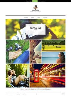 55+ Best Free Photography WordPress Themes 2016