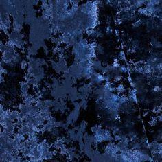 Crushed Velvet Sapphire by Novel