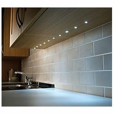 counter lighting http. LAP Flynn Recessed LED Kit White 15mm Counter Lighting Http