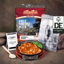 Hot Meal Kit Pasta Shells & Bolognese