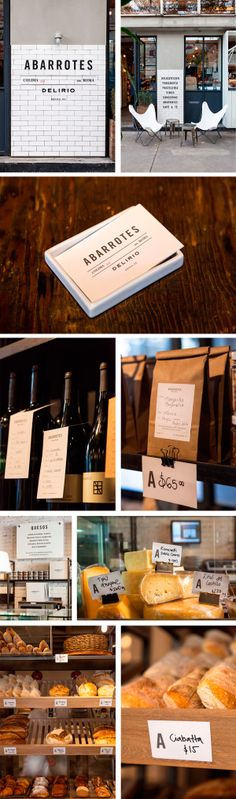 identity / Abarrotes food store
