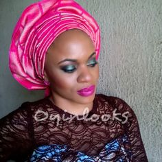makeup by oyinlooks