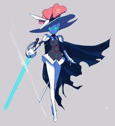 Character concept art by Lagunaya on DeviantArt Robots Characters, Fantasy Characters, Female Characters, Character Concept, Character Art, Concept Art, Fantasy Character Design, Robot Girl, Robot Design