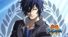 Toei Reveals All 'Gakuen Basara' Anime DVD/BD Release Artwork