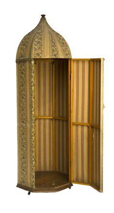 doorways to bathing in Victorian time