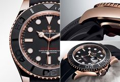 New Rolex Yacht-Master Watches: Baselworld 2015