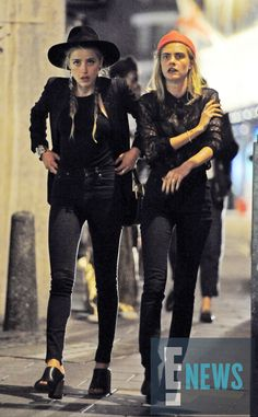 Amber Heard Parties With Margot Robbie and Cara Delevingne Days After Divorce…