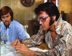 Elvis and Sonny West