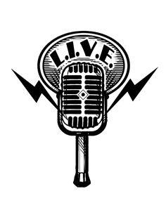 Radio show Mic Logo Png Microphone logo png