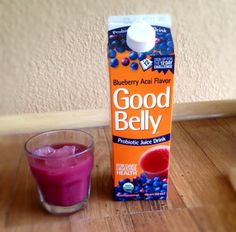 but yes...i do eat potatoes: Product Review: Good Belly Probiotic Juice Drink