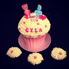 In the Night Garden giant cupcake  https://m.facebook.com/profile.php?id=217691228360826_sess=public&__user=705153853