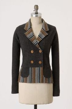 Anthropologie In-the-Line Cardigan