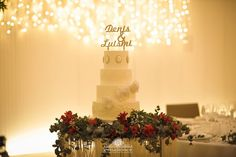 Tarta de boda. Wedding cake. Foto: Estudionce Organización: Señor y señora de #bodassrysrade www.señoryseñorade.com