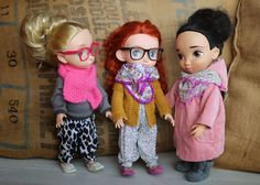 DRESS FACTORY: doll clothes