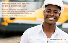 Advertise Local Services - Cameroon