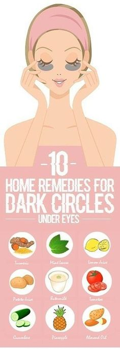 Dark circles appear when the skin under the eyes becomes discolored or dark. They are mainly caused due to aging, inadequate sleep, heredity, or even stress. Dark circles can appear to both men and women, irrespective of the age. Though, it is not a serious problem, but, it can look really bad sometimes. No doubt, market is flooded with expensive cosmetic products that promise you to alleviate the problem, but, the chemicals present in them may negatively affect the delicate skin underneath…