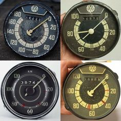 They don't make them like that anymore www.hayburner.co.uk #hayburner #free #magazine #vw #volkswagen #vintage #classic #speedo #speedometer #backwardsspeedos #type1 #beetle #coglogo #german #kdf #kubelwagen #schwimmwagen #wartime #aircooled #igcars #vwhistory