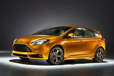 Ford-Focus st