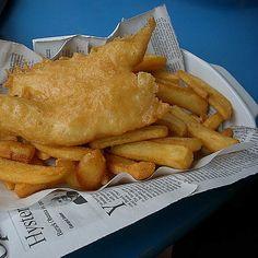 Fish & Chips so gut wie in London, aber mitten in Berlin   creme berlin
