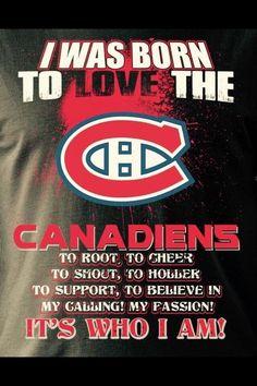 Montreal Canadiens, Believe, Love, Amor, El Amor, Faith