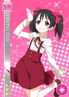 Yazawa Nico - Love Live [Cards] [Parte 2]