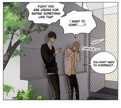 Old Xian update of [19 Days], translated by Yaoi-BLCD. IF YOU USE OUR TRANSLATIONS YOU MUST CREDIT BACK TO THE ORIGINAL AUTHOR!!!!!! (OLD XIAN). DO NOT USE FOR ANY PRINT/ PUBLICATIONS/ FOR PROFIT...