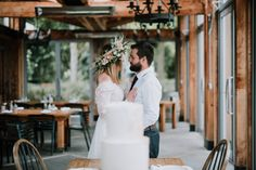 Winery Styled Shoot in the Hills of New Zealand