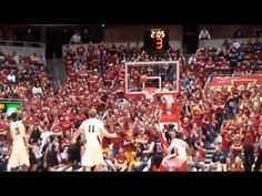 Crazy dunks from the Cyclone victory over Texas Tech on Feb. 22