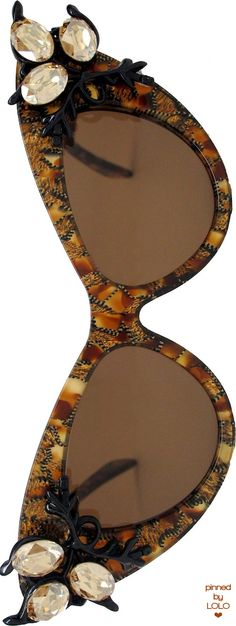 A-Morir BECHDEL TORTOISE Sunglasses #amorir