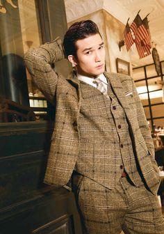 Jesse Lewis, Double Breasted Suit, Actors & Actresses, Suit Jacket, Blazer, Suits, Boys, Jackets, Snow Man
