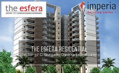 #imperia provides #Esfera Residential Property in #Gurgaon- Dwarka Expressway. IT Provides Spaciously #premium, Sophisticated and interesting Choice of #residence to live in.
