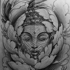 «Great sketch from @unalometattoo #art #artist #artistshelpingartists #draw #illustration #prophetsandpoets»