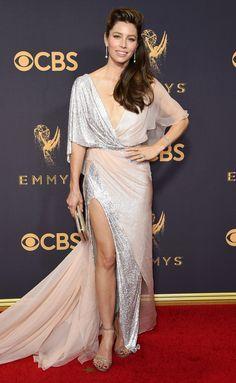 JESSICA BIEL | Emmys 2017