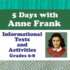 essay on anne frank
