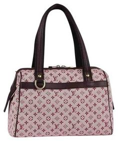 Louis Vuitton Josephine Pm Red/pink Tote Bag