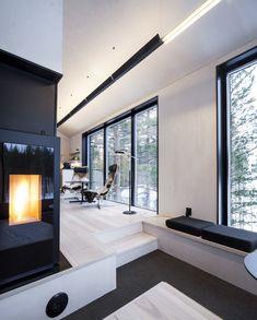 La séptima cabaña del Treehotel de Suecia: un sueño en el bosque nórdico proyectado porSnøhetta.