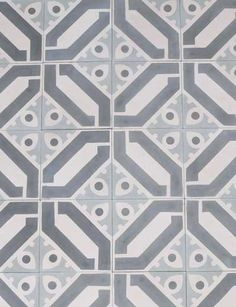 $22 SF Cuban Cement Tile CH100-2A