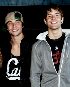 Drew & Wesley<3