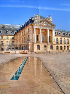 Palace of the Dukes of Burgundy - Dijon- France (von Rich2012)