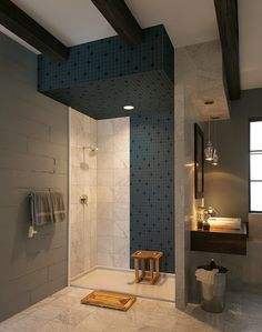 modern tubs and showers by aquatic
