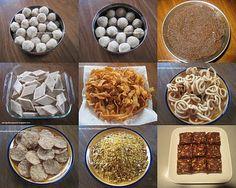 Diwali Bhakshanams/Diwali snacks